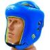 Шлем боксерский детский кожаный MATSA MA-4002-B
