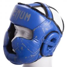 Шлем боксерский детский с полной защитой Venum BO-0394-B