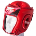 Шлем боксерский открытый BAD BOY BD09-R (L,XL)