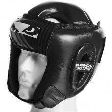 Шлем боксерский открытый BAD BOY BD09-BK (S,M,L,XL)