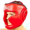Шлем боксерский с полной защитой Everlast BO-6001-R (L)