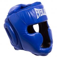 Шлем боксерский с полной защитой Everlast BO-6001-B