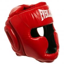 Шлем боксерский с полной защитой Everlast BO-6001-R