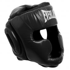 Шлем боксерский с полной защитой Everlast BO-6001-BK