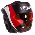 Боксерский шлем с полной защитой Venum BO-5239-BKR (M,L,XL)