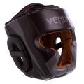 Боксерский шлем с полной защитой Venum BO-5239-BK (XL)