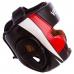 Боксерский шлем с полной защитой кожа Venum BO-5239-BKR