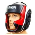 Боксерский шлем с полной защитой Venum BO-5239-BKR (XL)