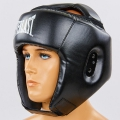 Шлем боксерский Everlast BO-8268-BK (M,L)