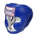 Боксерский шлем Twins HGL-6-BU (S, L)