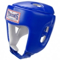 Боксерский шлем Twins HGL-4 Blue (S, L, XL)