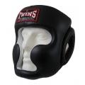 Боксерский шлем Twins HGL-6-BK (XL)