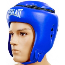 Шлем боксерский Everlast VL-8206-B