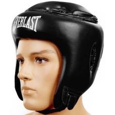 Шлем боксерский Everlast VL-8206-BK