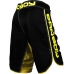 Шорты Bad Boy MMA Shorts - Black/Yellow