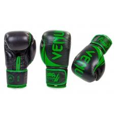 Боксерские перчатки Venum Challenger 2.0 Black (replika, кожа)