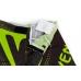 Шорты для единоборств Venum Hurricane Black/Neo Green