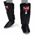 Защита голени и стопы Twins SGL-2 black (L)