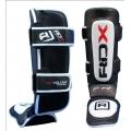 Защита голени и стопы RDX Leather