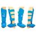 Защита голени с футами разборная Everlast BO-3958-B