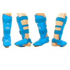 Защита голени с футами разборная Daedo BO-5074-B