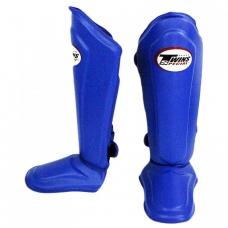 Защита голени и стопы Twins SGL-10 Blue