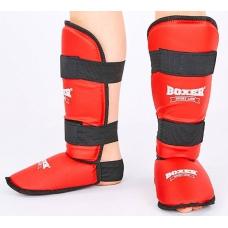 Защита голени и стопы Boxer 2002-К