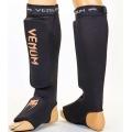 Защита ног для тайского бокса Venum MA-6239-BKO (XS)