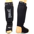 Защита ног для тайского бокса Everlast MA-4613-BK (L)