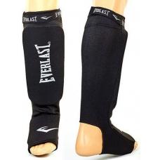 Защита ног для тайского бокса Everlast MA-4613-BK