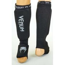 Защита ног для тайского бокса Venum MA-6239-BKW